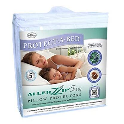 Picture of Protect-A-Bed Pillow Protector Queen