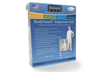Picture of BodySafe Bed Bug Inspection Suit - S/M
