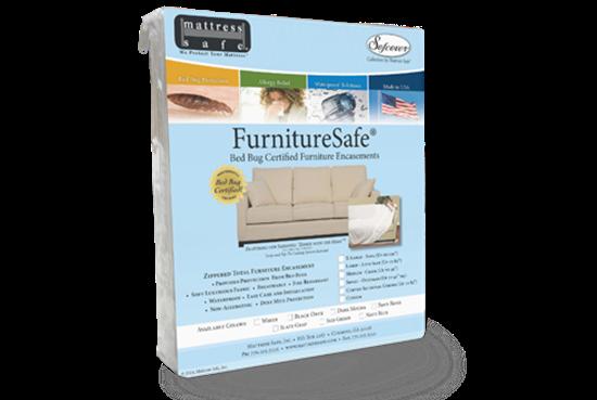 Picture of Mattress Safe Sofa Encasement