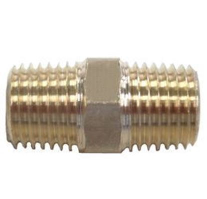 Picture of Couplings Company 112XJ Hex Pipe Nipple - 3/4 in.