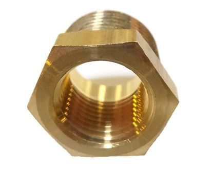 Picture of Couplings Company 110J Pipe Hex Bushing - 3/4 x 1/2