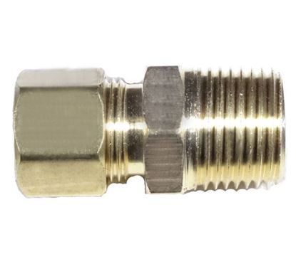 Picture of Couplings Company 68BB Compression Male Connector - 3/16 x 1/4