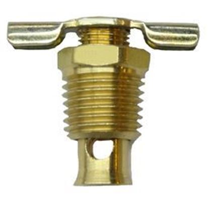 Picture of Couplings Company 9KC Drain Cock Back Seating Type External Seat - 1/4 in.