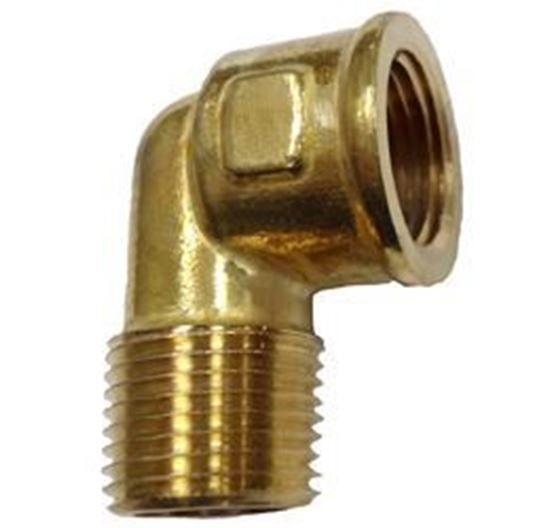 Picture of Couplings Company 90 degree Street Pipe Elbow Forged