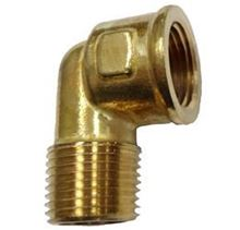 Picture of Couplings Company 116E 90 degree Street Pipe Elbow Forged - 3/8 in.
