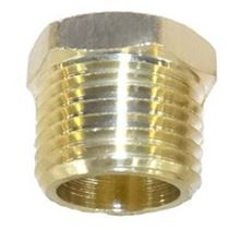 Picture of Couplings Company 109XF Pipe Plug Hex Head Hollow - 1/2 in.