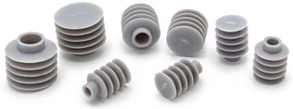 Picture of Super Plugs - 1/2 in. (250 count)