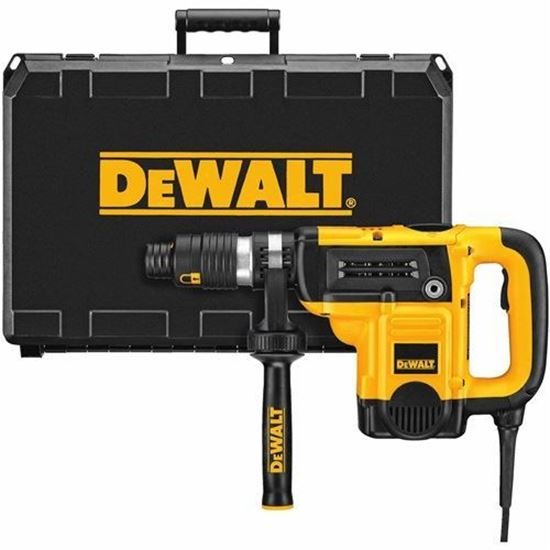 Picture of DeWalt Hammer Drill Kit - 1 9/16 in. Spline Combination