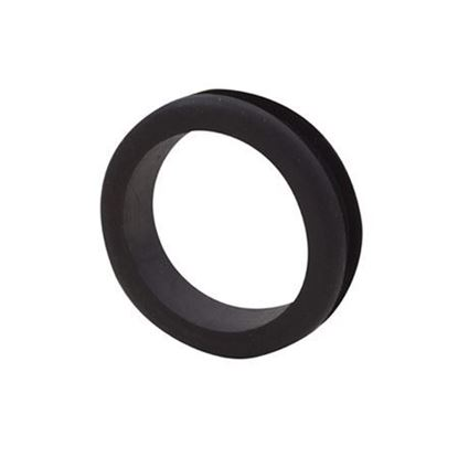 Picture of Del City Rubber Grommet - Groove 1/4 in., Inside Diameter 3/4 in.