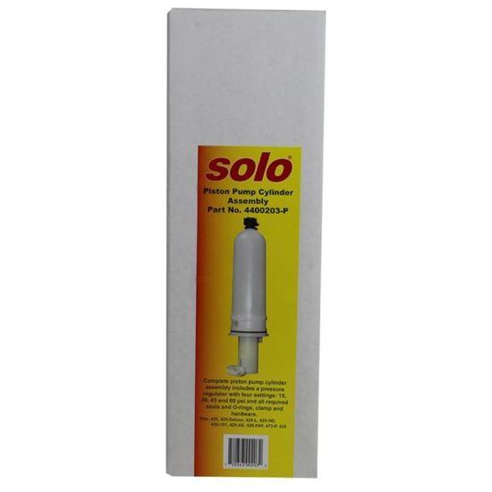 Picture of Solo Piston Pump