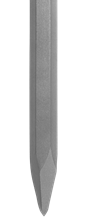 Picture of Relton Bull Point Chisel - Spline,  18 in.