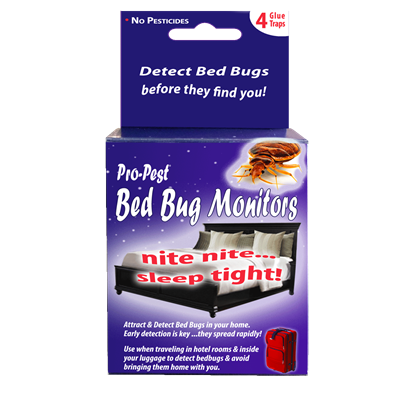 Picture of Pro-Pest Bed Bug Monitors