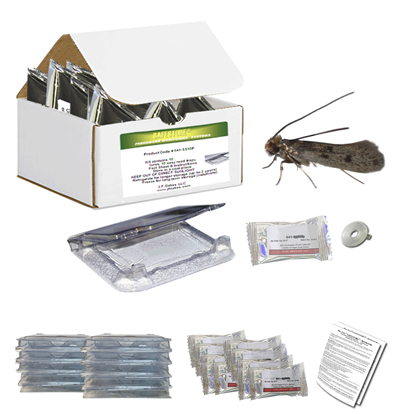 Picture of Pro-Pest Safestore Kit - Casemaking Clothes Moth