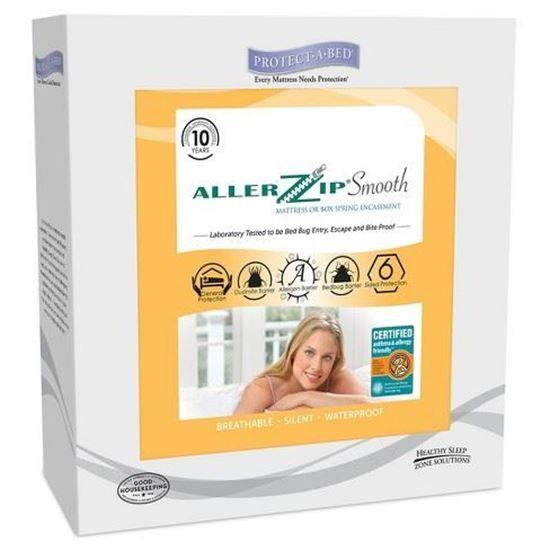 Picture of AllerZip Smooth Encasement - Hotel King