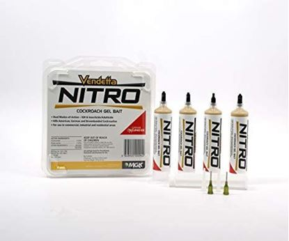 Picture of Vendetta Nitro Cockroach Gel Bait (5 x 4 x 30 gm. reservoir)