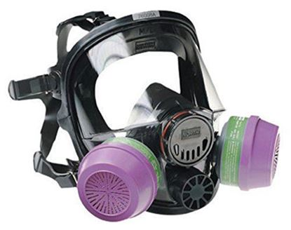 Picture of North 760008A Full Face Respirator