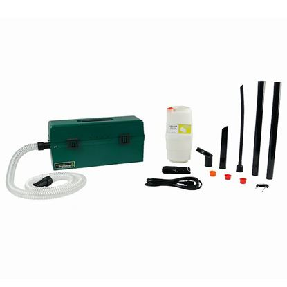 Picture of Omega Green Supreme IPM HEPA Vacuum
