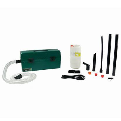 Picture of Omega Green Supreme IPM HEPA Vacuum
