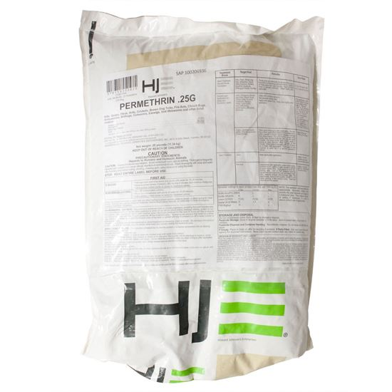 Picture of HJE Permethrin .25 Granules (25 lb. bag)