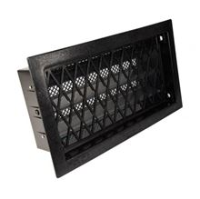 Picture of Temp Vent Automatic Foundation Vent - Series 5 - Black (1 count)