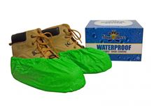Picture of Shubee Waterproof Shoe Covers - Green (120 count)