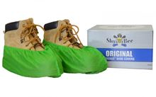 Picture of Shubee Original Shoe Covers - Green (150 count)