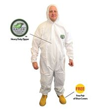 Picture of Shubee Enviroshield Coverall - XXX-Large (25 count)