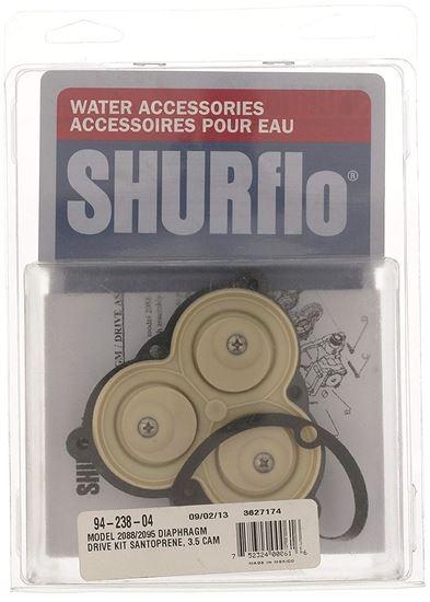 Picture of Shurflo 2088 Series -  Diaphragm Kit