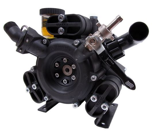 Picture of Hypro D503 Diaphram Pump with Regulator and Gearbox