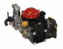 Picture of 9910-D30 Series Diaphragm Pump with Gear Reduction