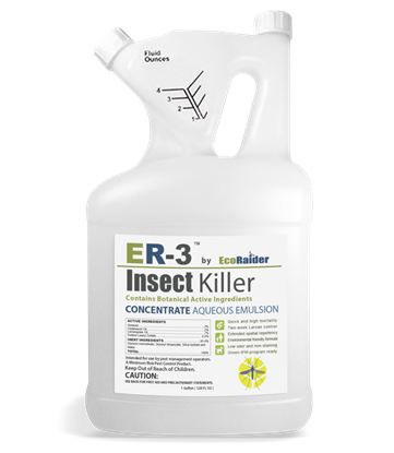 Picture of EcoRaider ER-3 (4 x 1 gal. bottle)