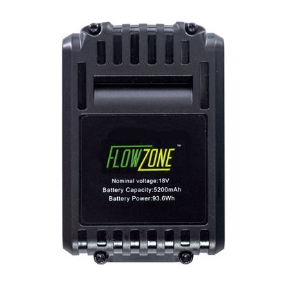 Picture of FlowZone 18V/5.2A Battery Pack