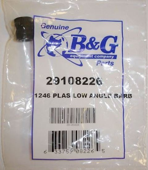 Picture of B&G 1246 Plastic Lower Angle Barb