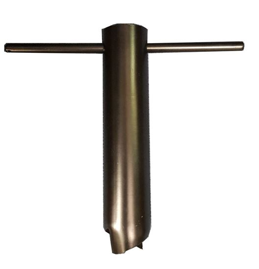 Picture of Hand Held Soil Auger with Handle - 2 in.