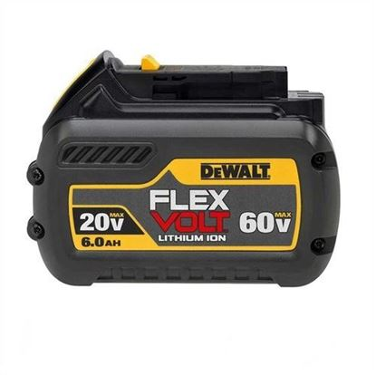 Picture of Dewalt DCB606 20V/60V Max FlexVolt 6.0 AH Battery
