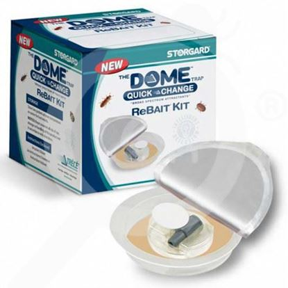 Picture of STORGARD Quick-Change DOME - Confused and Red Flour Beetles ReBait Kit (24 count)