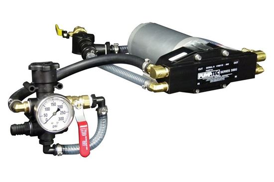 Picture of Sprayer Sub-Assembly, 350U-190/M130-8, Regulator and Filter included