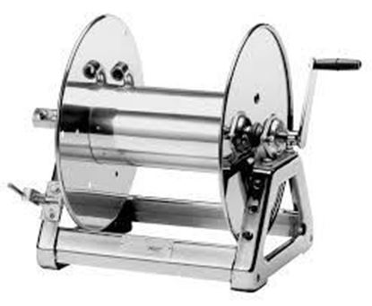 Picture of Hannay SP1514-17-18 Series 1500 Hose Reel - Stainless Steel