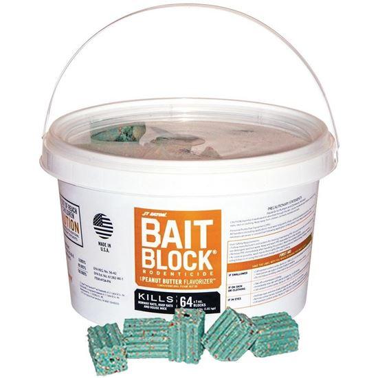 Picture of Eaton 704 Bait Block - Peanut Butter