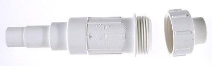Picture of B&K Industries 160-503 PVC Expandable Repair Couplings - 1/2 in.
