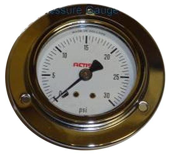 Picture of Actisol 8010042 Pressure Gauge