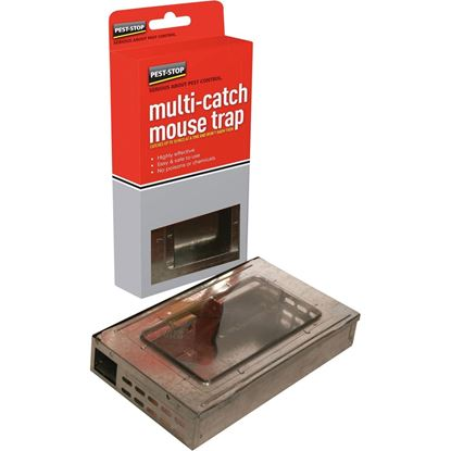 Picture of Pest-Stop Multi-Catch Mouse Trap