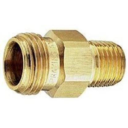 Picture of B&G CP1322 1/4 in. Brass Male Nozzle Body