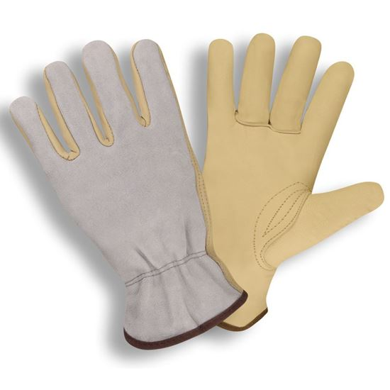 Picture of Cowhide Driver Gloves - Medium
