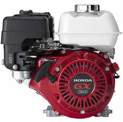 Picture of Honda GX120UT2QX2 GX120 3.5 HP Horizontal Engine