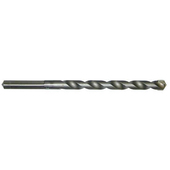 Picture of Tru-Cut H3126  Cyclo Impak Hex Shank Hammer Drill Bit - 5/16 in. x 6 in.