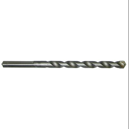 Picture of Tru-Cut H2506  Cyclo Impak Hex Shank Hammer Drill Bit - 1/4 in. x 6 in.
