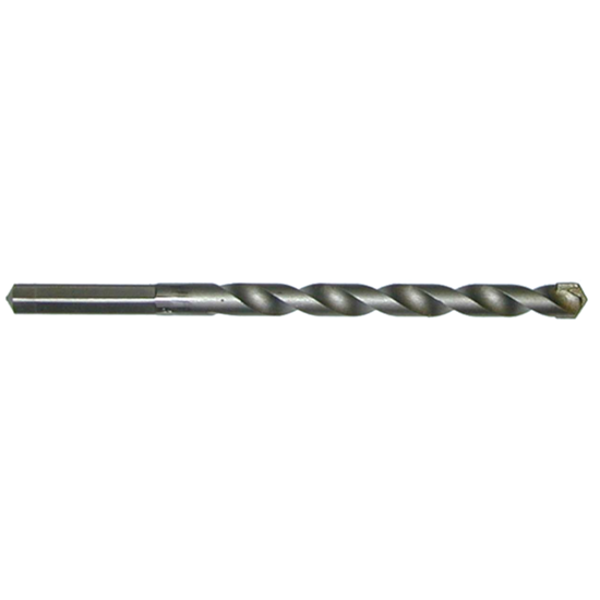 Picture of Tru-Cut H2513  Cyclo Impak Hex Shank Hammer Drill Bit - 1/4 in. x 13 1/2 in.