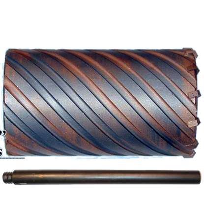 Picture of Tru-Cut PCN3000 ThunderCore Drill Bit with 18 in. Shank - 3 in. x 5 in.