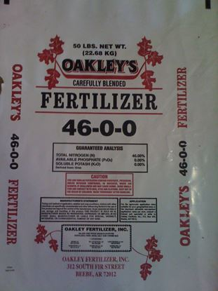 Picture of Oakley's Fertilizer 46-0-0 (50 lb.)